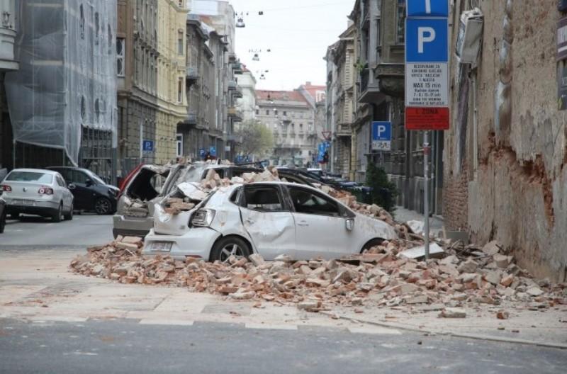 Potres U Zagrebu Dijete Nije Mrtvo Ali Je U Kriticnom Stanju Nova Sloboda