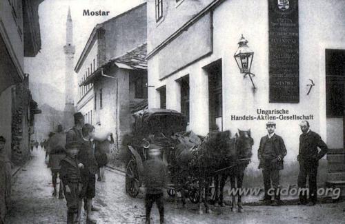 Fejićeva Sauerwaldova ulica 1900-tih 3